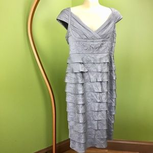 Adrianna Papell Occasions dress, wedding Mother's